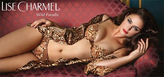 Wild Paradis Lise Charmel